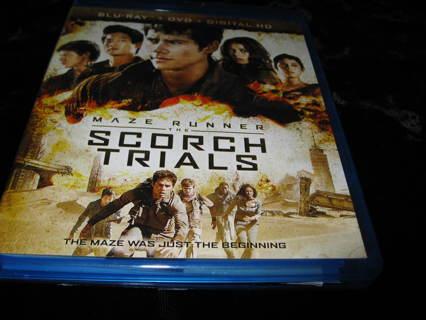 DVD SCORCH TRIALS * NEW