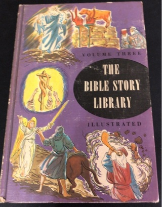 The Bible Story Library - Vols. 3 & 4