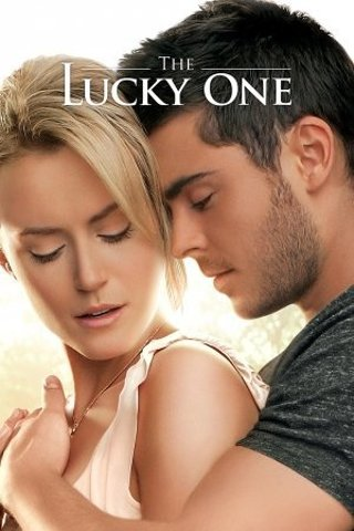 The Lucky One (HDX) (Movies Anywhere) iTunes, Vudu, Digital copy