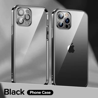 Joyroom Plating Case For iPhone 13 12 Pro Max Case Full Lens