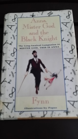 Anna, Mister God, and the Black Knight (Hardback) ($3+ B&N Gift Card Incl with GIN) Free Shipping