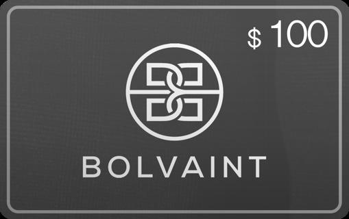 $100 Bolvaint E-Gift Code
