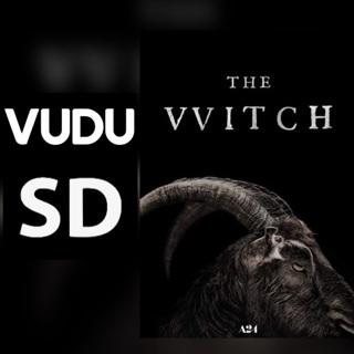 THE WITCH SD VUDU CODE ONLY
