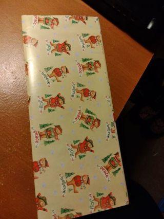 Christmas Gift Wrap and Tags