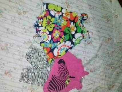 (2) Cute Infant Outfits