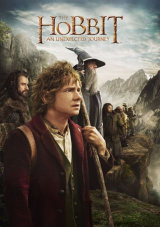 The Hobbit: An Unexpected Journey HD digital copy ONLY