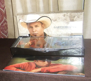 Garth Brooks The Ultimate Collection 10-Disc Set