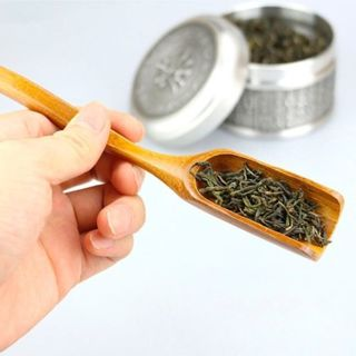3PCs Bamboo Tea/Coffee Spoon Scoop Shovel Matcha powder Ceremony Crafted Kung Fu Tool