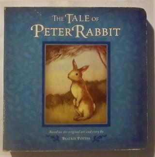 "4""x4"" Peter Rabbit Story Book"