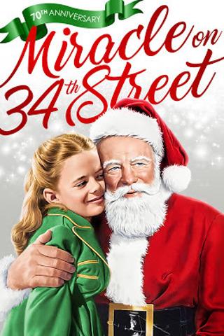 Miracle on 34th Street HD Movie Code (Ma/Vudu/Itune/Gp)
