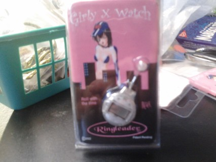 Belly Ring Watch BNIP