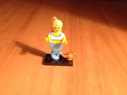 *GIN* LEGO Series 12 (Genie Girl)