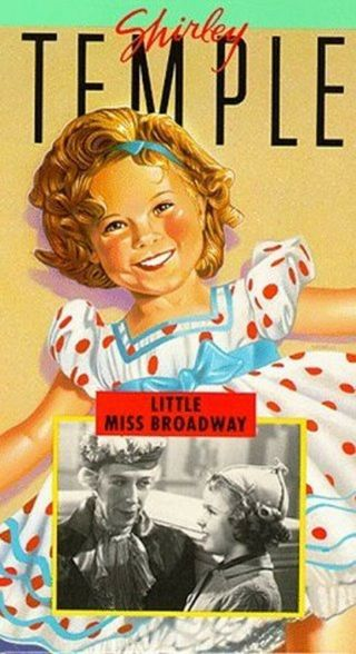 Shirley Temple: Little Miss Broadway (VHS)
