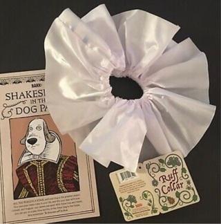 Barkbox Ruff Collar Dog Accessory, NEW w/TAGS, FREE SHIPPING