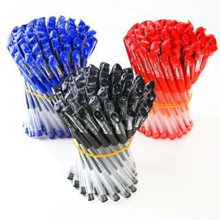 5 Pcs Stationery Store European Standard Gel Pen School Supplies Red Blue Black Gel Pen / Neutral