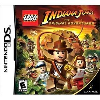 Free: LEGO Indiana Jones: The Original Adventures (Nintendo