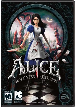 (EA) Alice --- Madness Returns PC-Rom Game