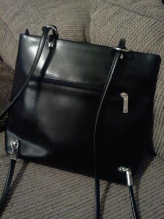 8a51e86611 Free  LOOK! Designer Frederic T Paris convertable handbag   purse ...