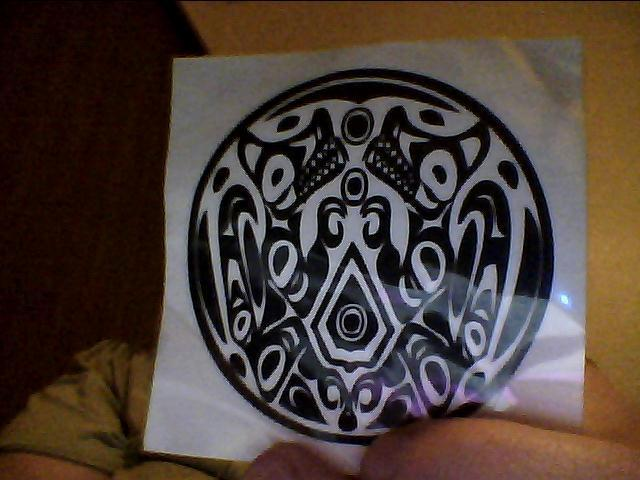 free quileute wolf pack jacob black temporary tattoo from