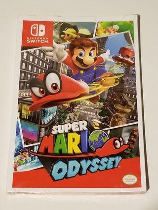 Super Mario Odyssey Prima Guide