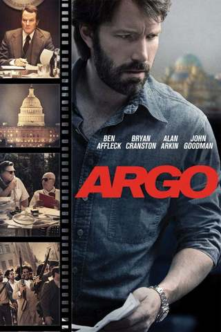 Argo (HDX) (Movies Anywhere) iTunes, Vudu, Digital copy
