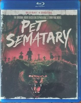 Pet Sematary (1989) Digital Code NEW! NEVER USED! Fred Gwynne, Dale Midkiff, Denise Crosby