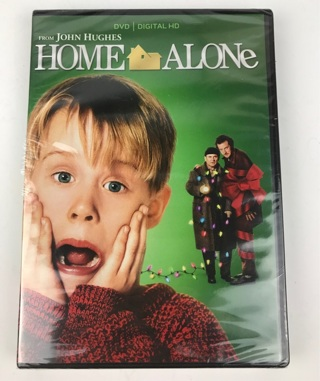 ✯Home Alone (1990) DVD + Digital HD Brand New Sealed ~ FREE SHIPPING✯