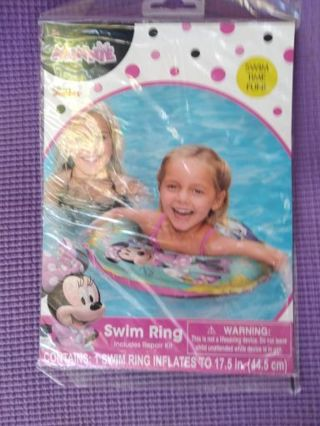 Disney's Minnie swim ring