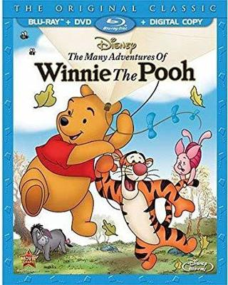 The Many Adventures of Winnie The Pooh HD Google Play Digital Code