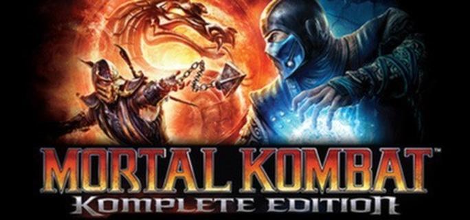 Mortal Kombat Komplete Edition Steam Key