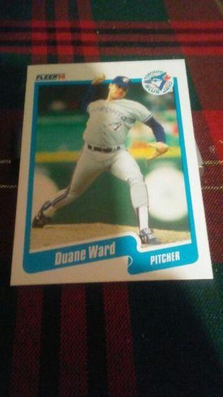 Duane ward