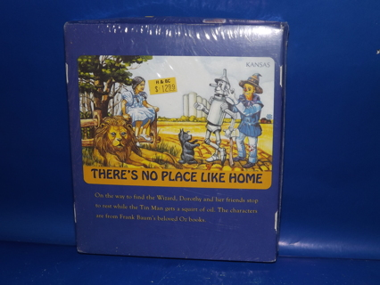There's No Place Like Home Kansas Wizard Of Oz Jigsaw Puzzle *NEW* 160 Pieces SEALED