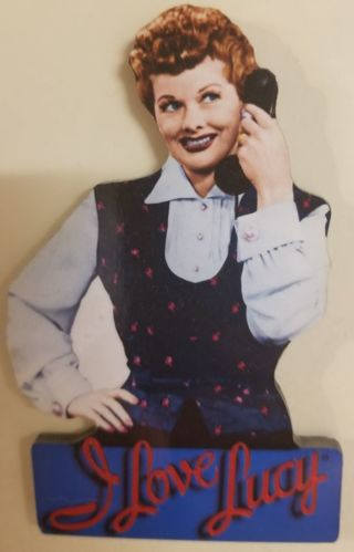 I LOVE LUCY MAGNET.