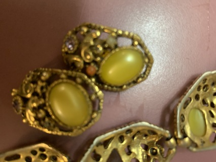 Antique Costume jewelry~