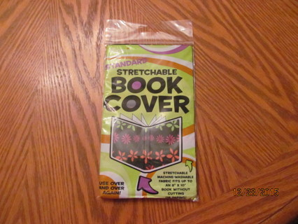 """#1370- Stretchable Book Cover- Up to 8"""" x 10"""""""