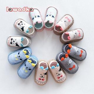 Baby Socks With Rubber Soles Infant Newborn Baby Girls Boys Autumn Winter Children Floor Socks Sho