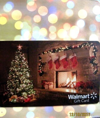 Free Walmart Christmas Gift Card 5 00 Gift Cards Listia Com Auctions For Free Stuff