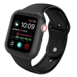 1 Apple Watch Smart Watch Silicone Sport Strap & Case Housing