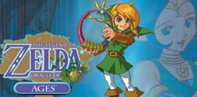 1 VIDEO GAME : The Legend of Zelda: Oracle of Ages - 3DS [Digital Code] Nintendo
