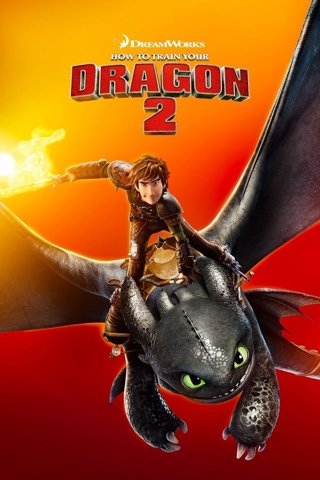 How To Train Your Dragon 2 HD MA Digital Code