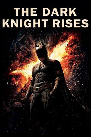 The Dark Knight Rises (HD Vudu or MA) Digital Code