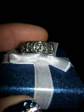 New sterling ring 1