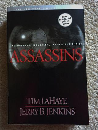 Left Behind Assasins