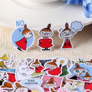 40pcs Creative kawaii self-made witch girls stickers/ beautiful stickers /decorative sticker /DIY