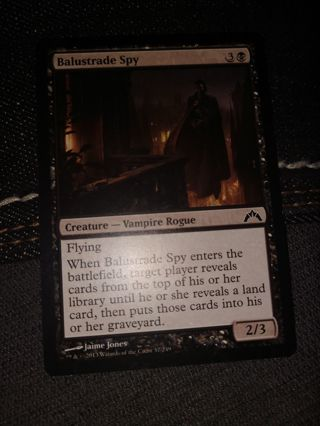 MTG Balustrade Spy