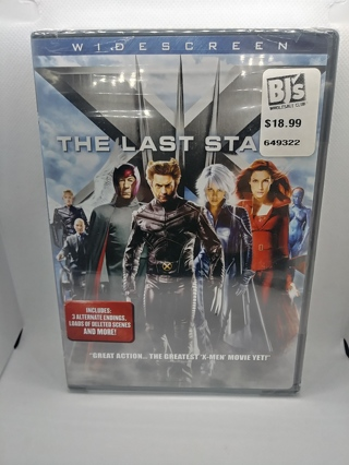 XMEN The Last Stand DVD BRAND NEW