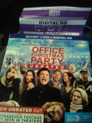 Office Christmas Party Digital Copy code