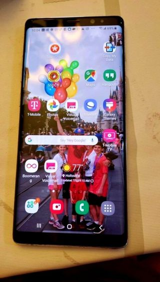 Samsung Note 8 64GB T.mobile Purple Smartphone Clean ESN Read To Be Activated, Read Below!!