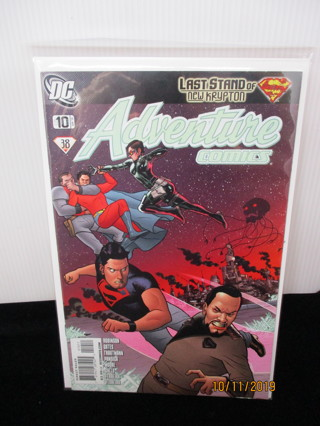 Adventure COMICS #10