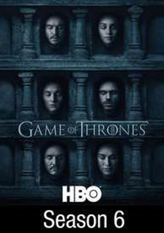 Game of Thrones: Season 6 HD UV CODE